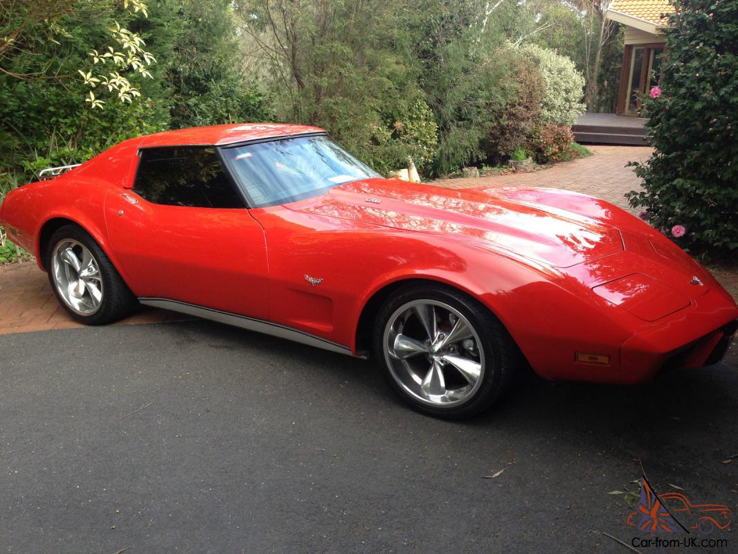 1977 Corvette Stingray