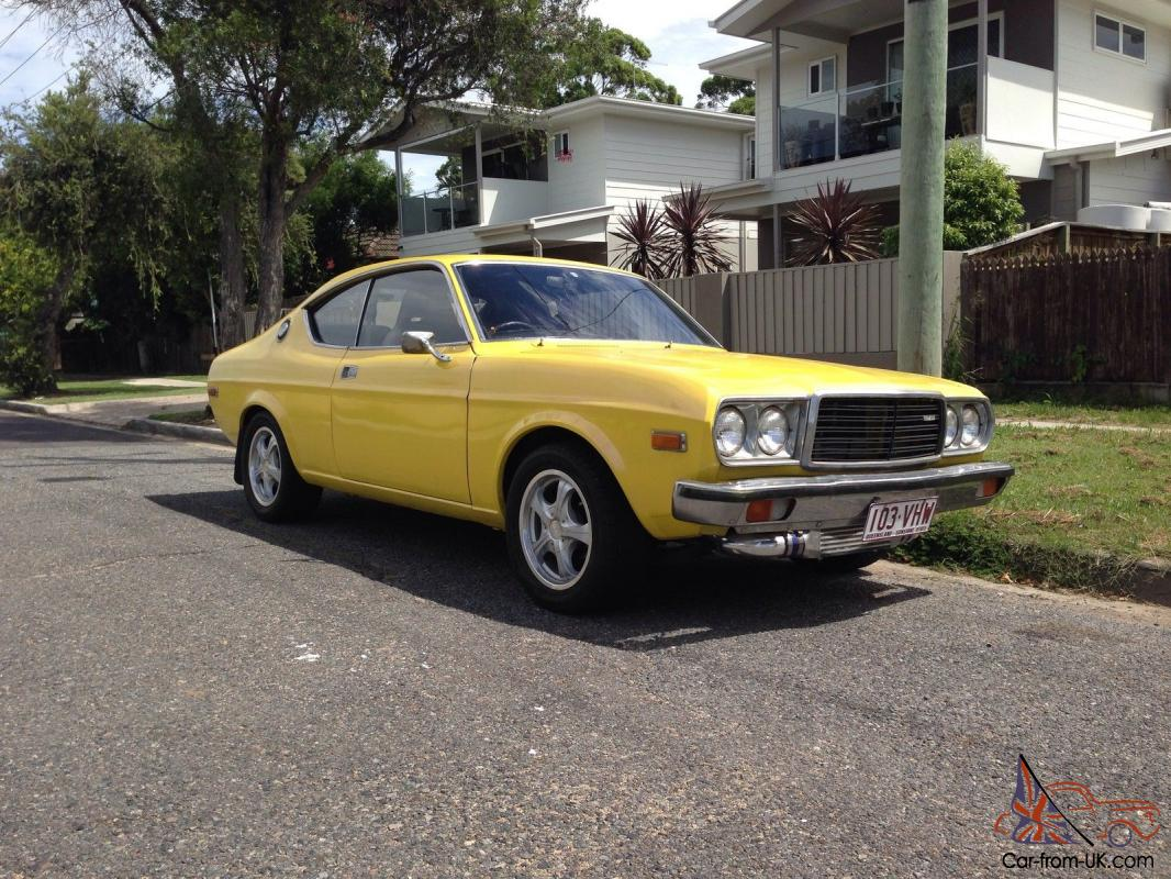 Mazda 929 Quot Rx4 Quot 13bt Turbo Coupe In Strathpine Qld
