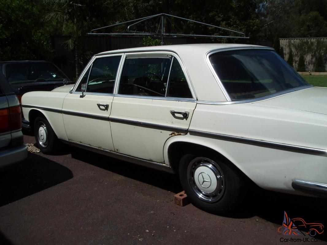 Mercedes benz 280 sel w108 rare and beautiful in blackburn for Mercedes benz w108 for sale