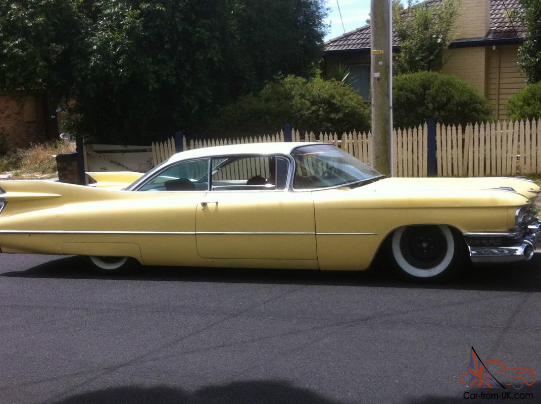 Classic Cadillac For Sale >> 1959 Cadillac Coupe Deville