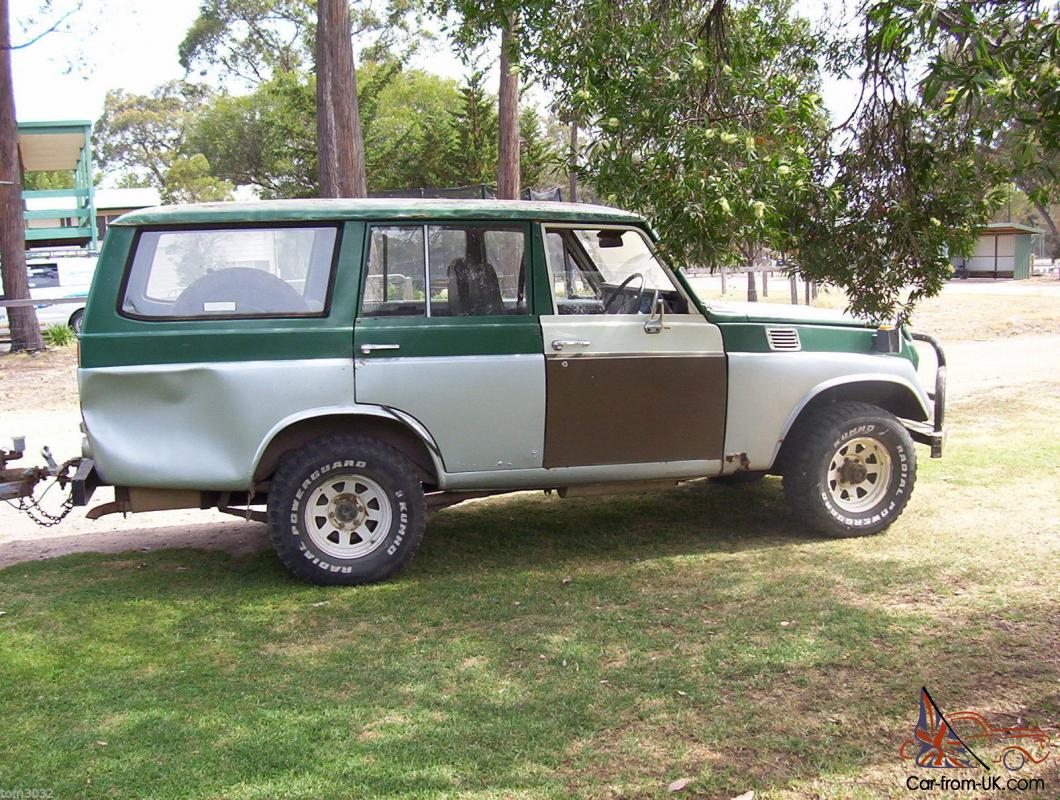 toyota landcruiser 1968 fj 55 station wagon in maffra vic. Black Bedroom Furniture Sets. Home Design Ideas