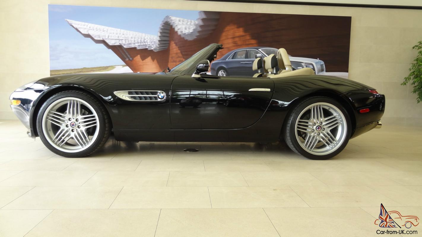 Bmw Z8 For Sale In Canada Alpina Rare Bmw Z1 For Sale In