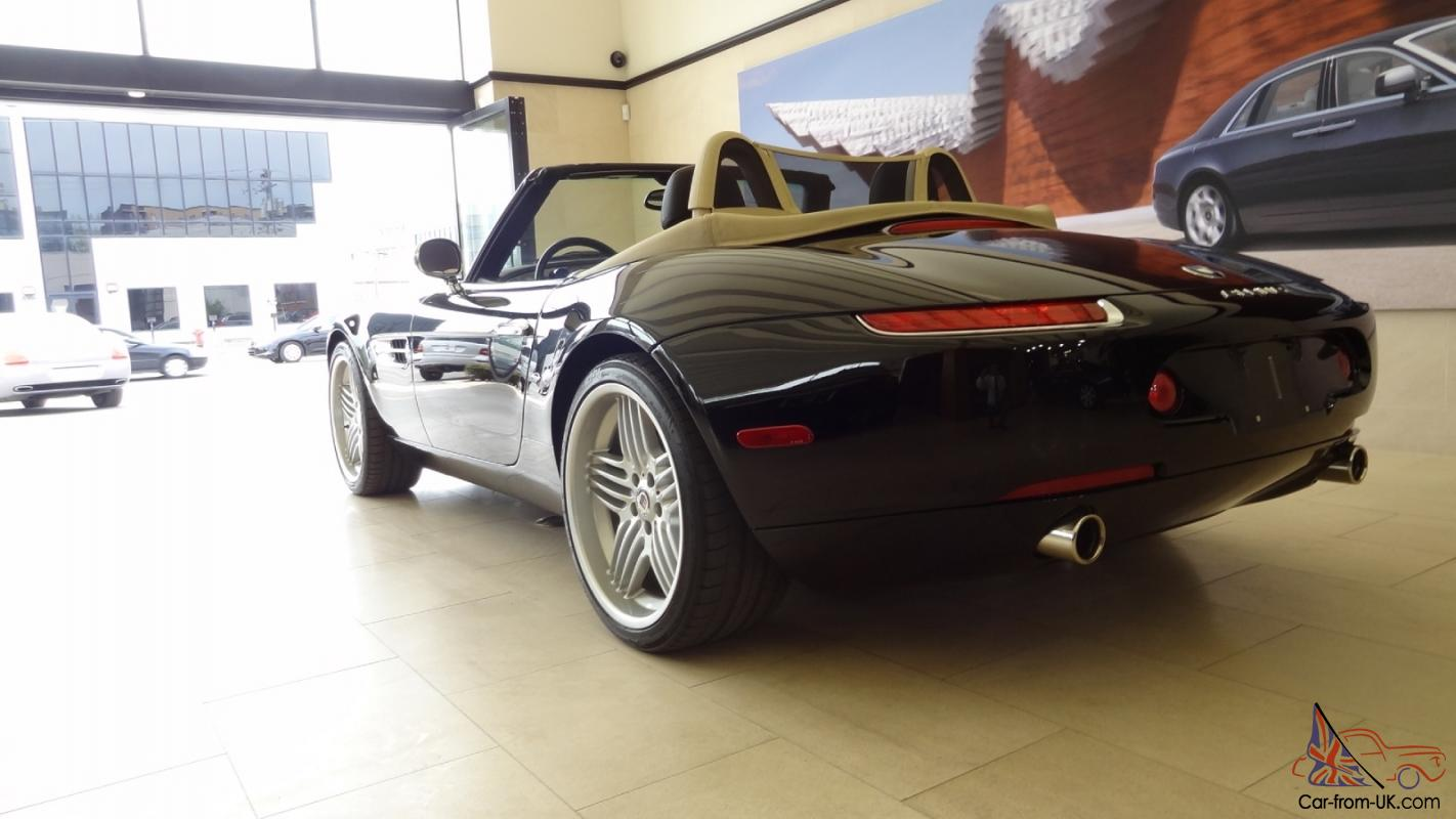 Bmw Z8 2003 Bmw Z8 Alpina Roadster Special Edition 533 Ou