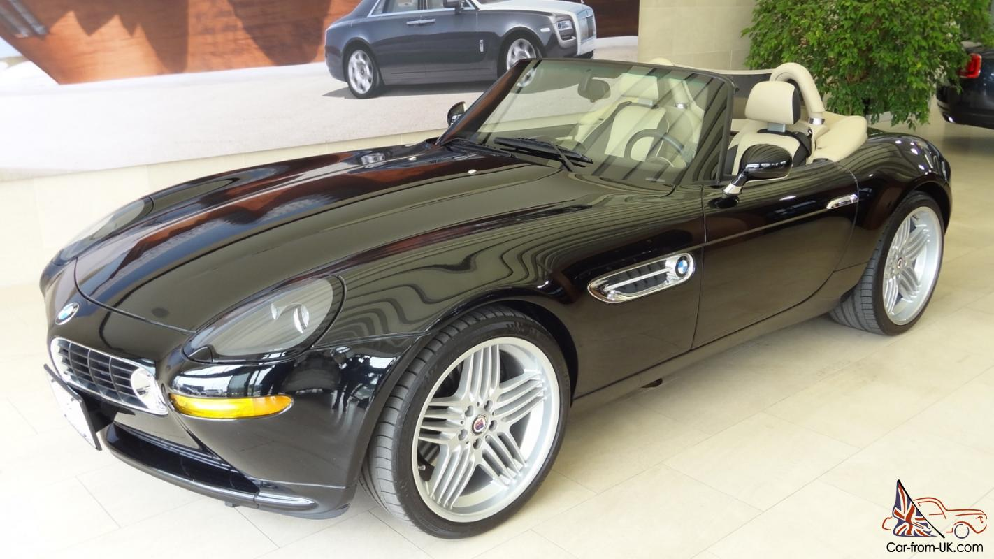 Bmw Z8 Alpina For Sale Bmw Z8 James Bond Image 55 Bmw Z8