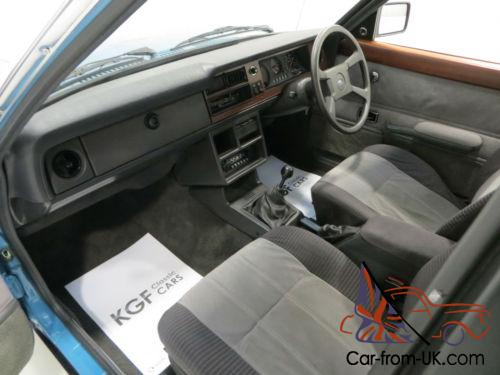 Probably The Best Mk5 Ford Cortina Crusader With An