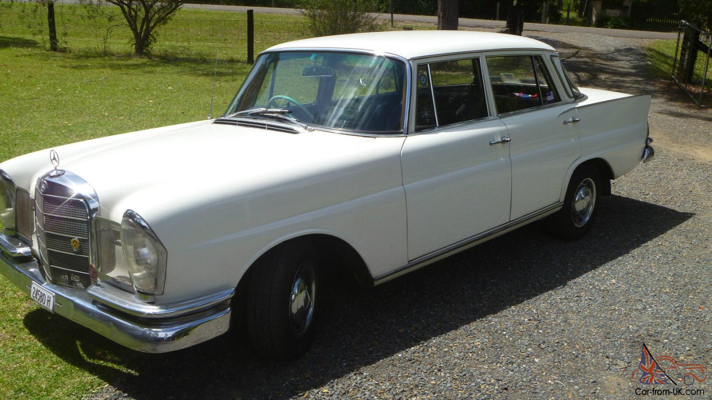 Vintage mercedes benz 230s in taree nsw for Classic mercedes benz for sale ebay