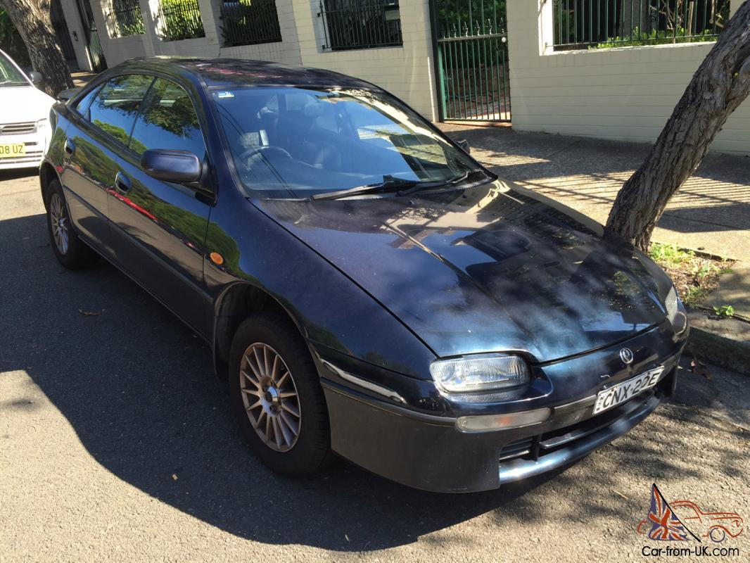 Mazda 323 Astina 1997 5D Hatchback 5 SP Manual 2L Multi Point F INJ in  Stanmore, ...