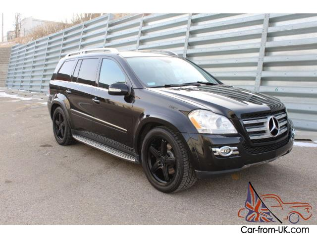 Mercedes benz gl class gl550 4matic for 2008 mercedes benz gl550 specs