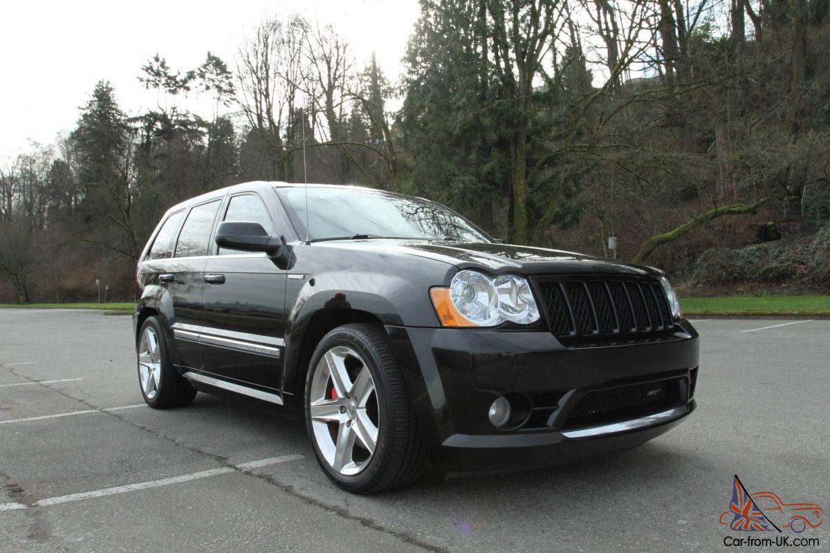 jeep grand cherokee srt8. Black Bedroom Furniture Sets. Home Design Ideas