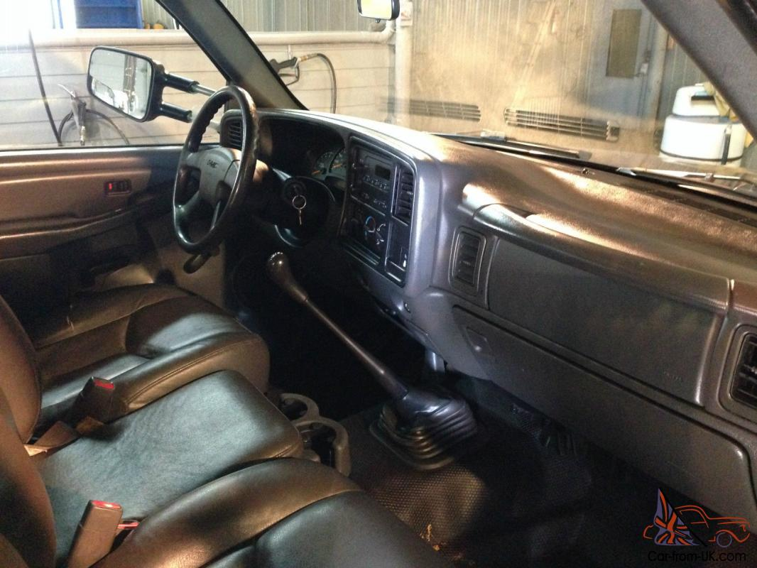 gmc sierra 3500 3500 flat deck rh car from uk com gmc sierra manual swap  gmc sierra manual transmission swap
