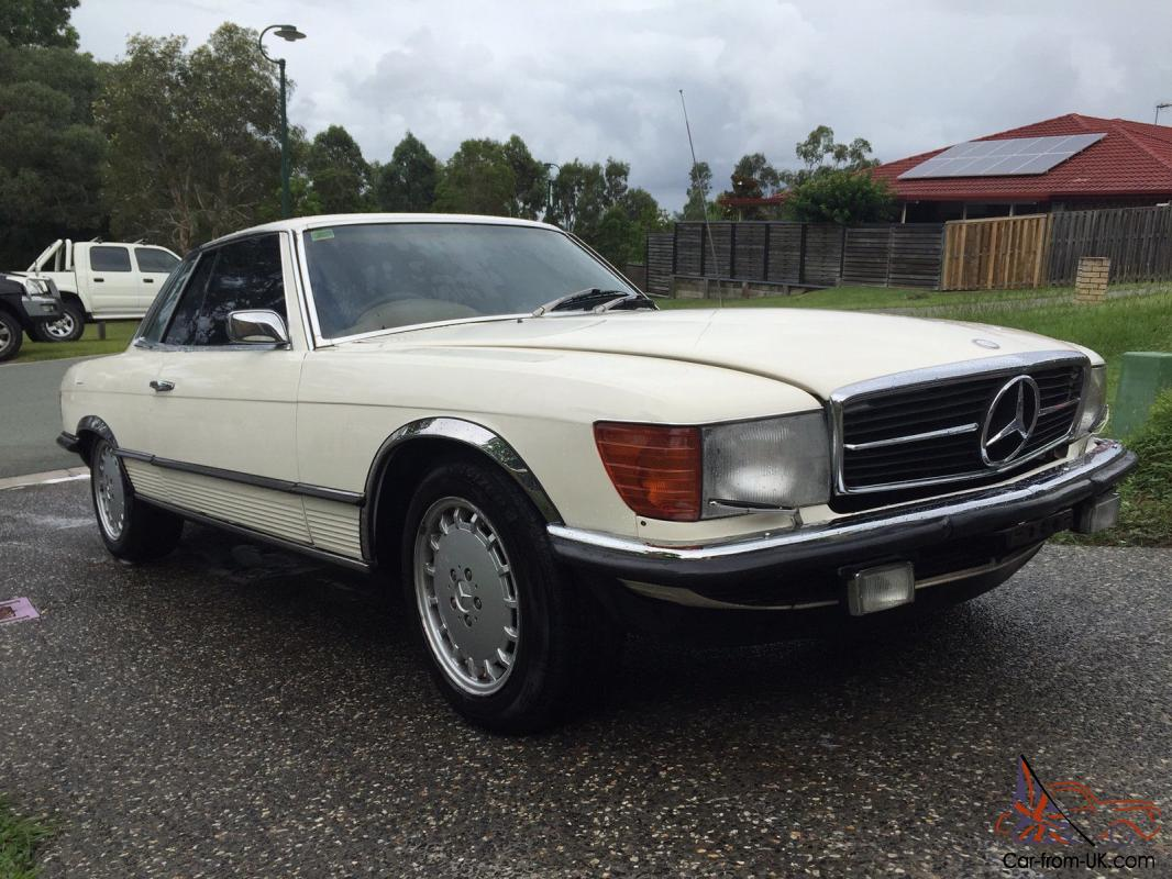 Mercedes benz 1972 350slc no reserve rare 3 5l v8 coupe for Cheap mercedes benz cars