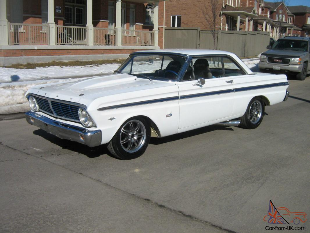 1965 ford falcon futura. Black Bedroom Furniture Sets. Home Design Ideas