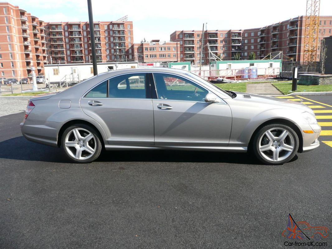 Mercedes benz s450 4matic 2009 amg sport package for 2009 mercedes benz s550 price