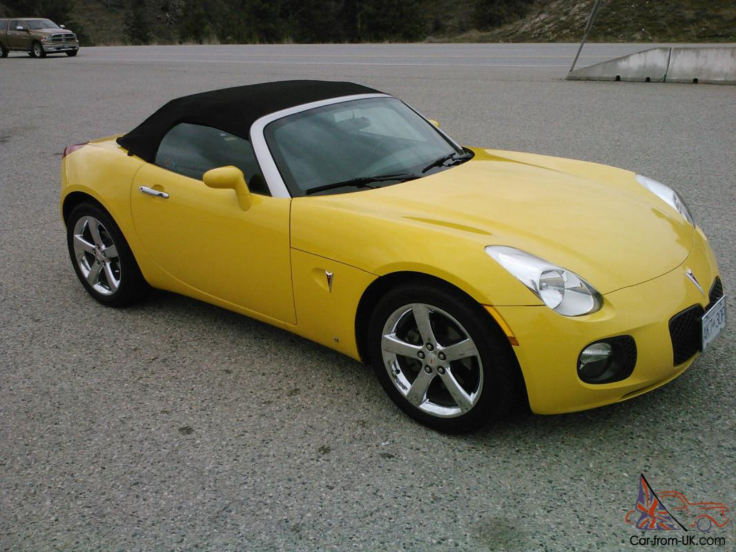 Wiring Manual 2007 Pontiac Solstice Gx Good Owner Guide Website G6 S Convertable Rh Car From Uk Com Luggage Rack 2006