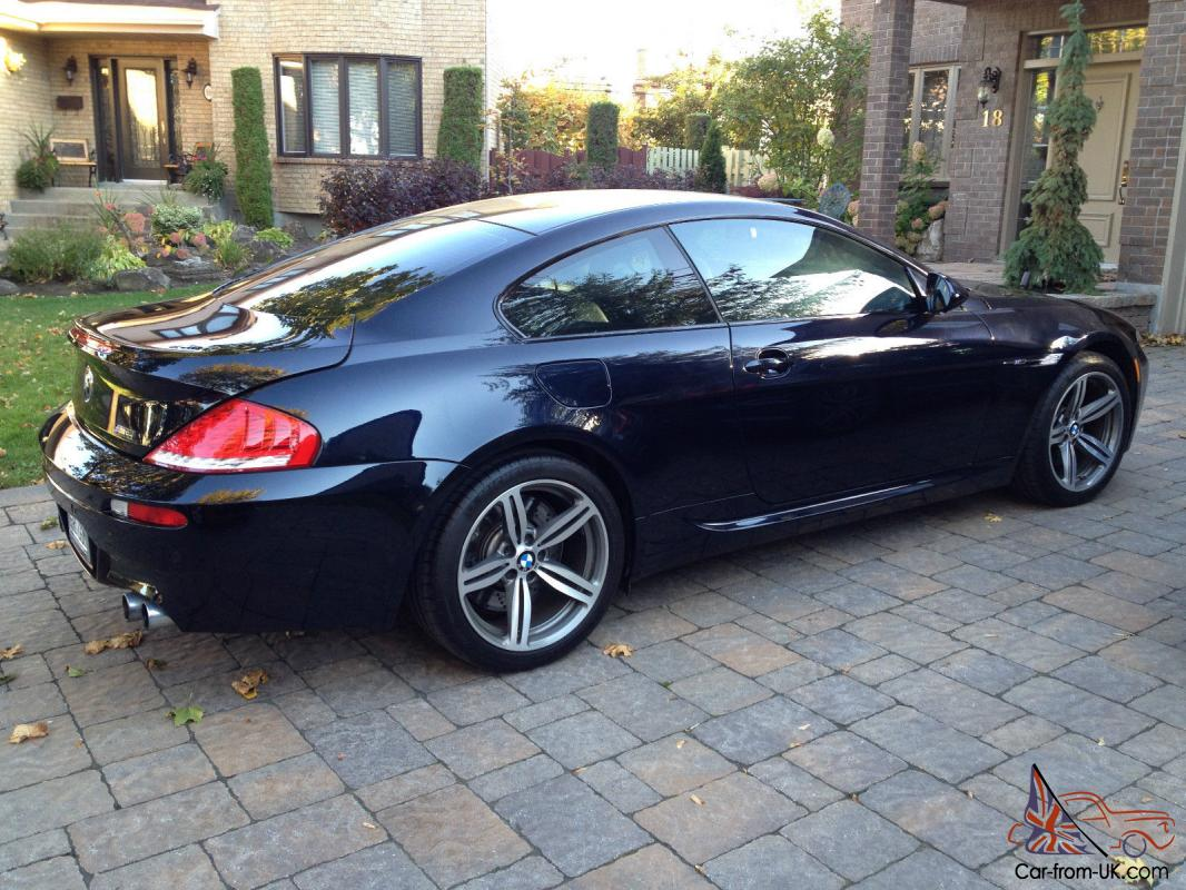 Bmw M6 Carbon: BMW : M6 Navigation, Heads-Up Display, Carbon Fibre Roof
