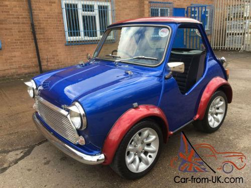 Rover mini mayfair auto shorty shortie the best one on sale for Mini motor cars for sale