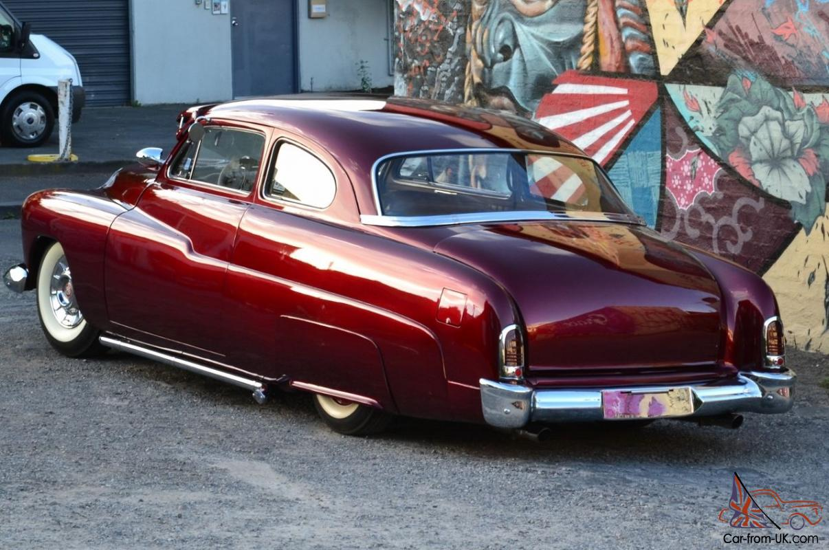 1951 Mercury Eight Coupe In Richmond Vic