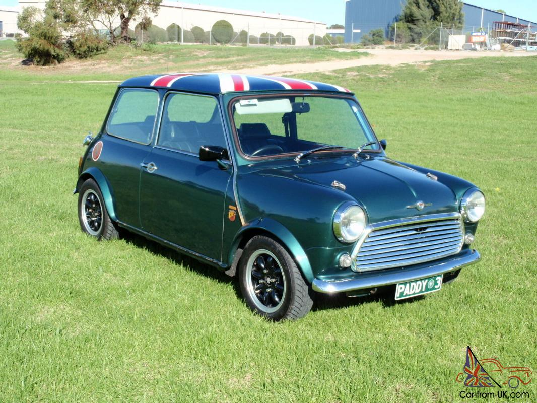 morris mini cooper s limited edition 1974 paddy hopkirk. Black Bedroom Furniture Sets. Home Design Ideas