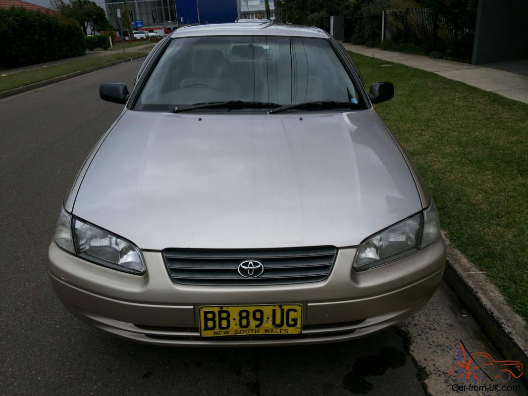 1999 toyota camry sedan csi in northmead nsw. Black Bedroom Furniture Sets. Home Design Ideas