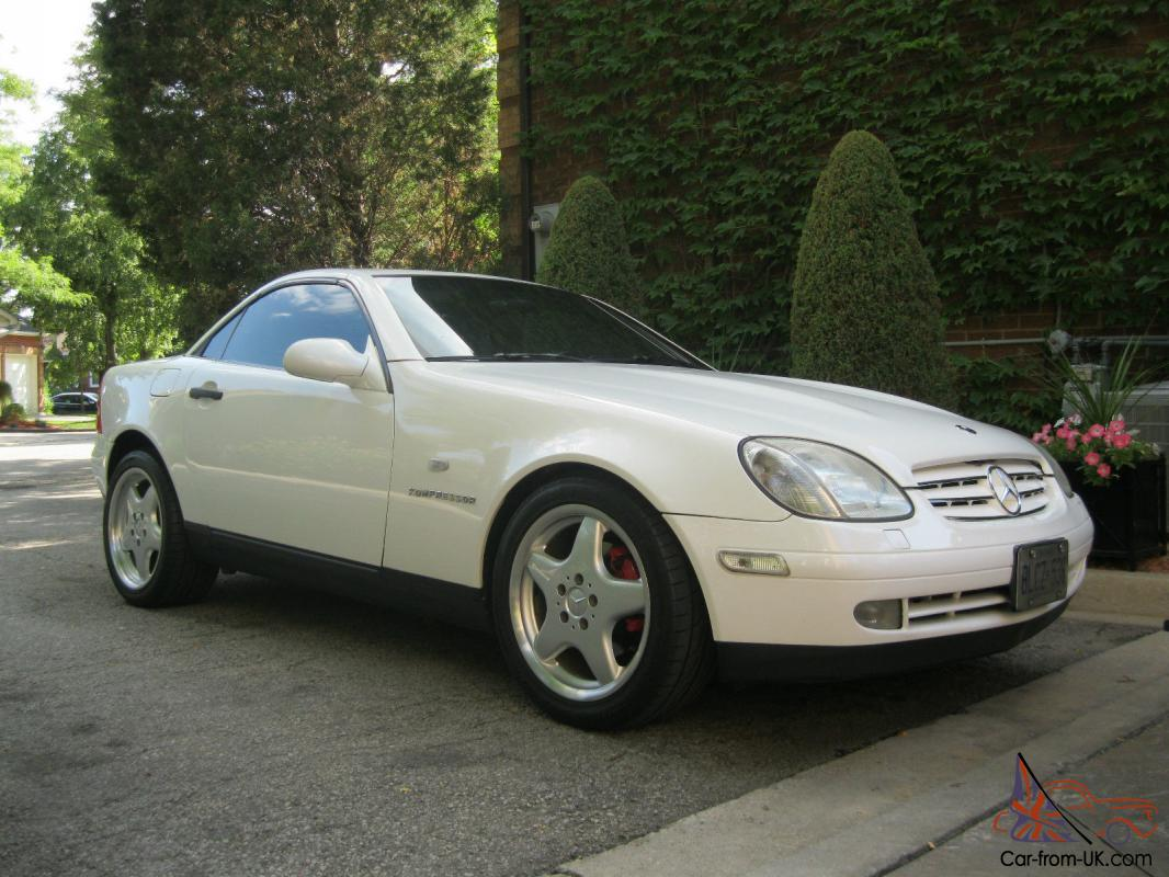 Mercedes benz slk class slk 230 convertible kompressor for Mercedes benz slk230