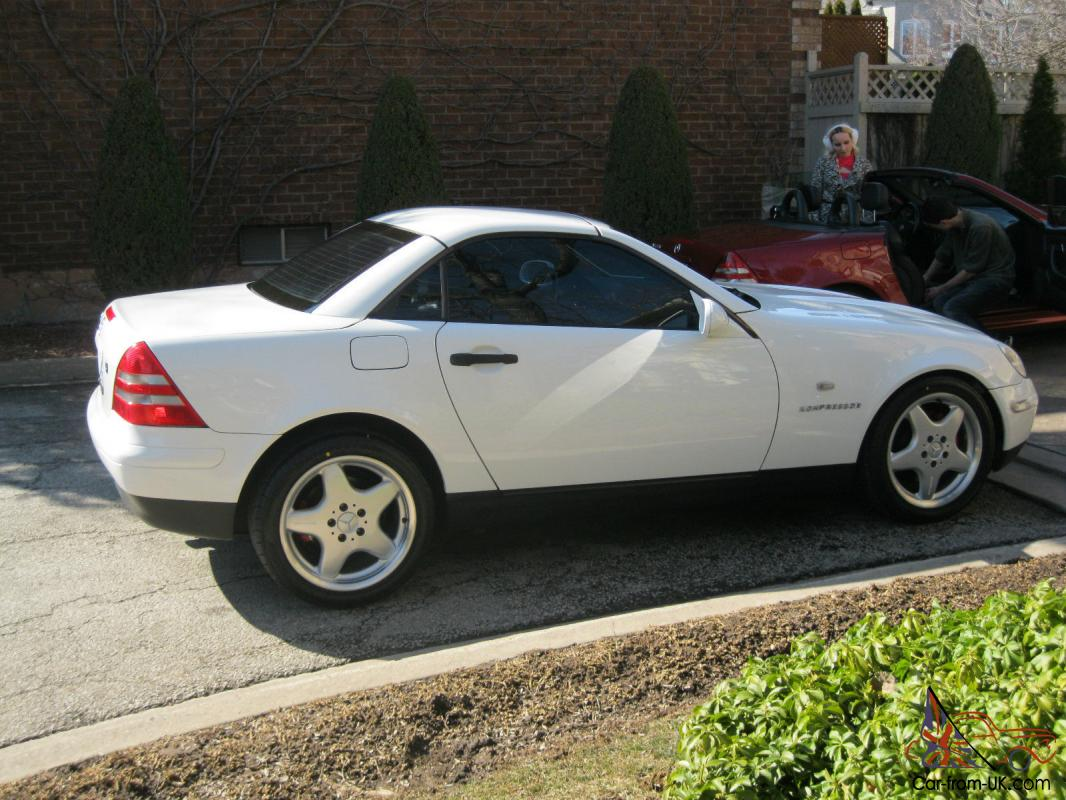 Mercedes benz slk class slk 230 convertible kompressor for Mercedes benz slk 230
