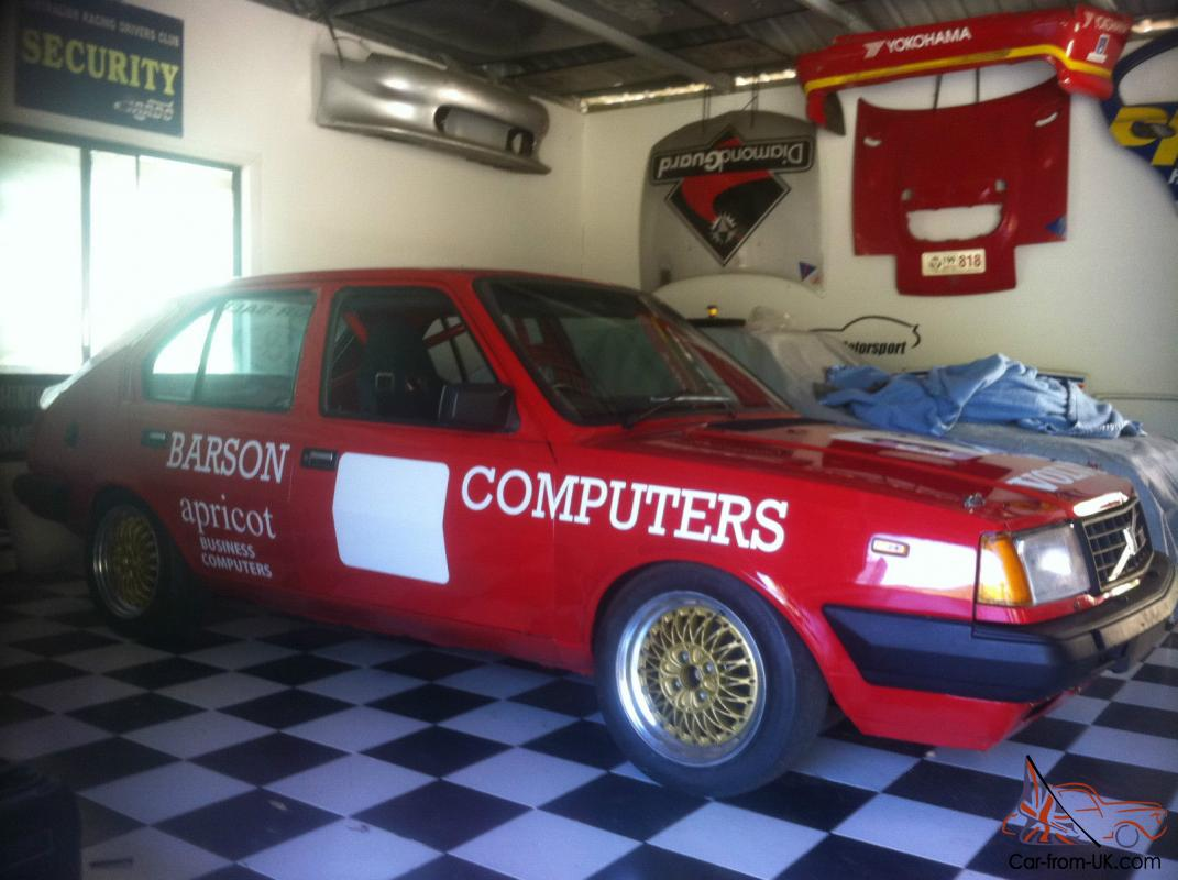 Genuine Group A Race CAR Volvo