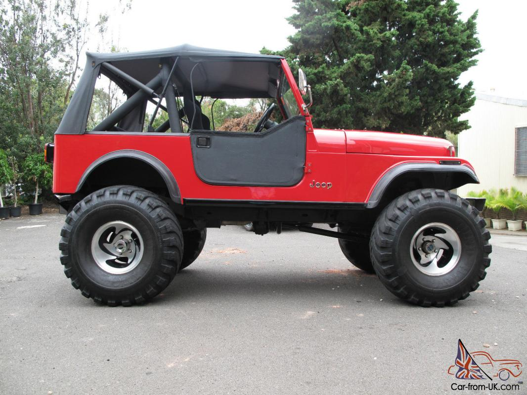 Jeep Cj7 Renegade In Canterbury Vic 2012 Wrangler Fuse Box Location Photo