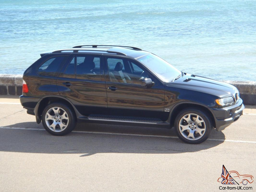 bmw x5 2003 sport 3 0i 10 mths reg rwc full service history awd 4x4 suv wagon in mornington vic. Black Bedroom Furniture Sets. Home Design Ideas