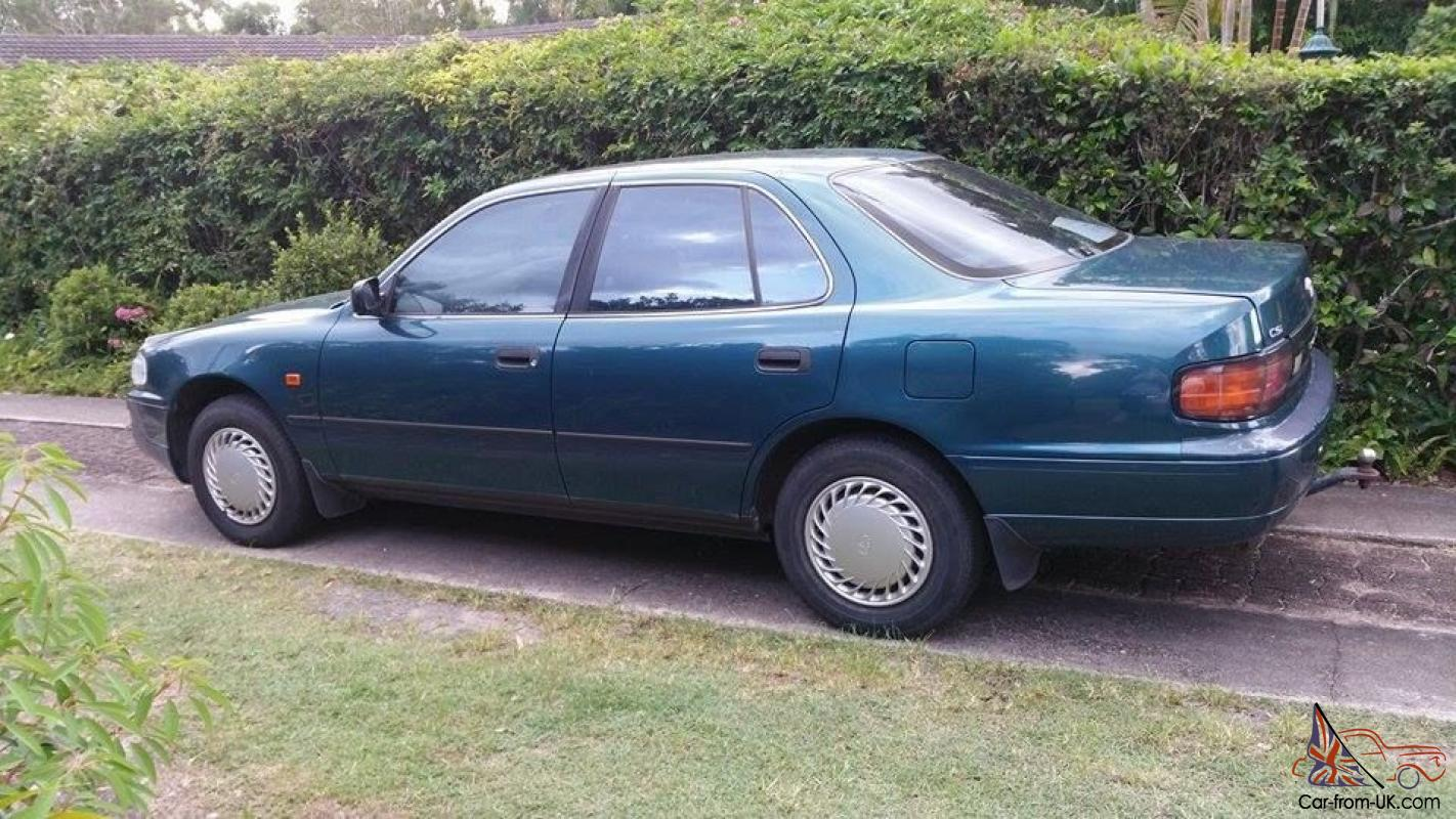 1995 toyota camry 5 speed 11 months rego rwc in little mountain qld. Black Bedroom Furniture Sets. Home Design Ideas