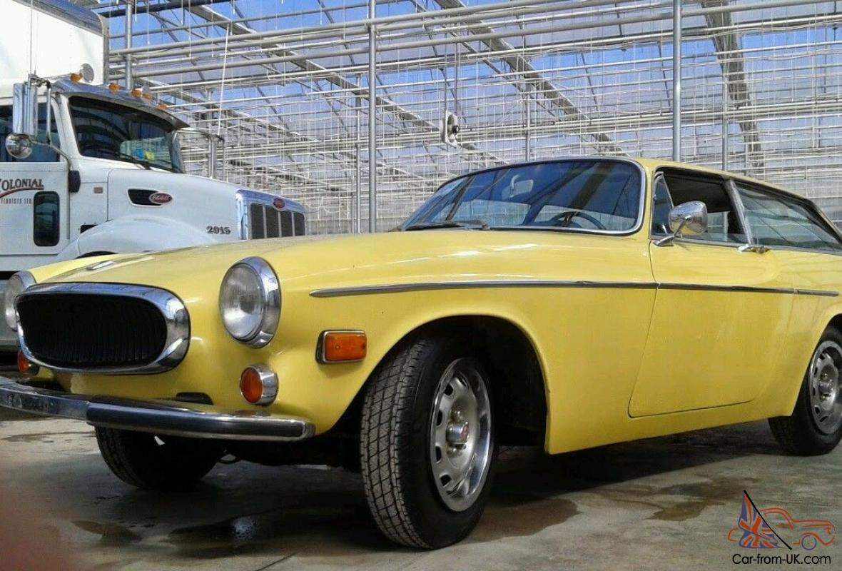 Volvo P1800 For Sale Canada >> Volvo : Other P1800 es