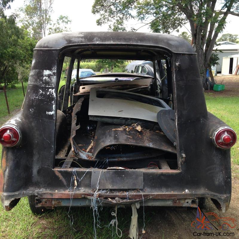 1952 Ford Customline Hearse In Lowood, QLD