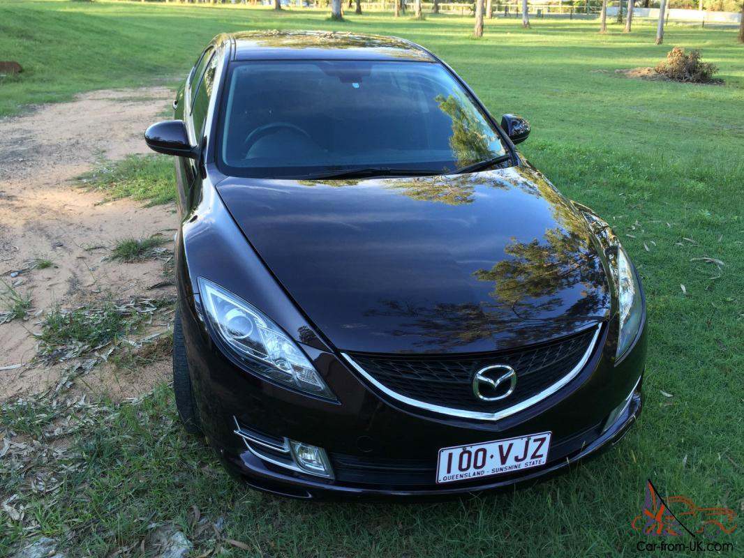 mazda 6 classic 2009 5d hatchback manual 2 5l multi point. Black Bedroom Furniture Sets. Home Design Ideas