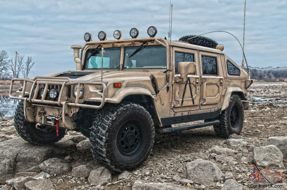 Hummer H1 Tenth Anniversary Edition
