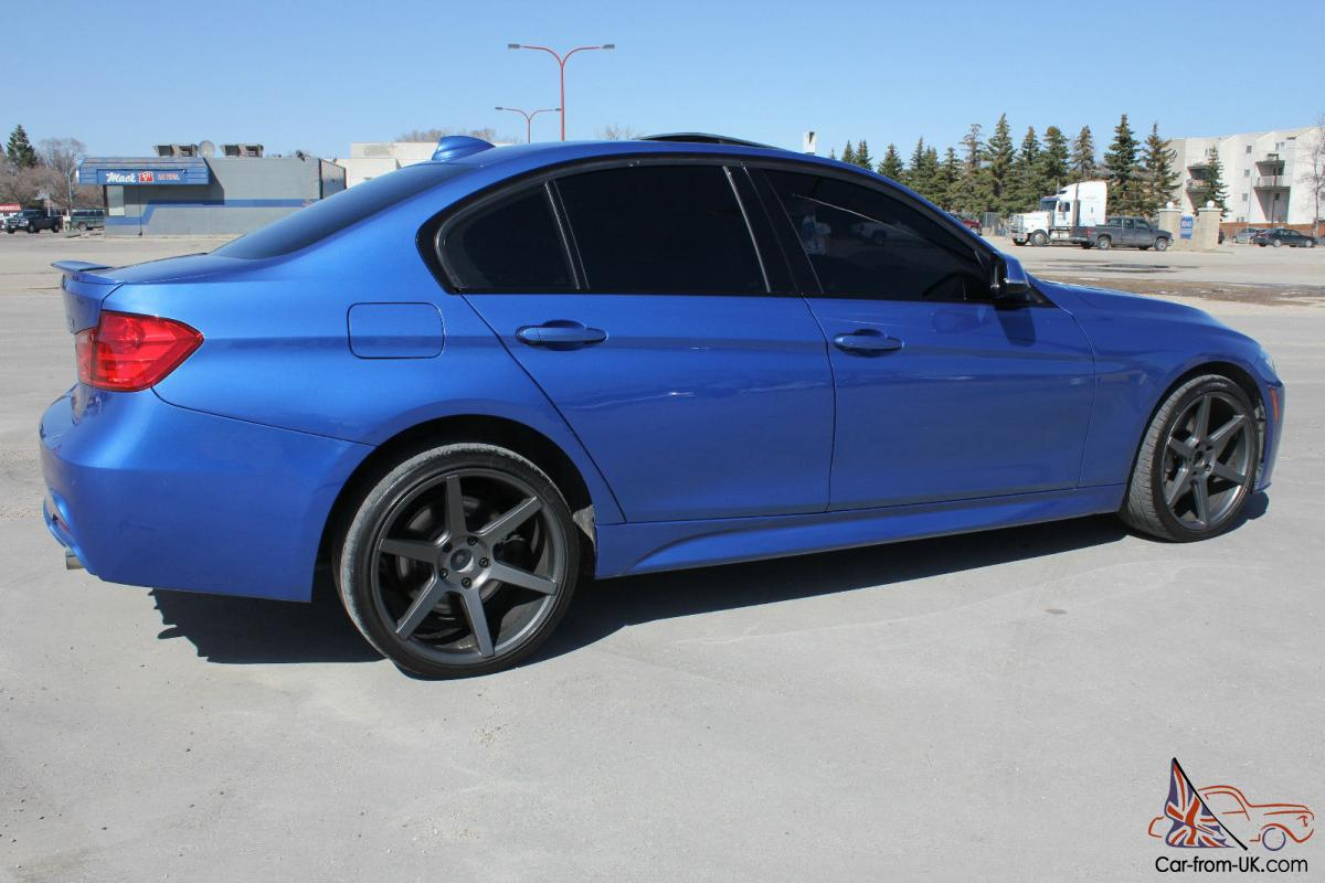 Bmw 3 Series 2013 Bmw 335i Xdrive M Performance