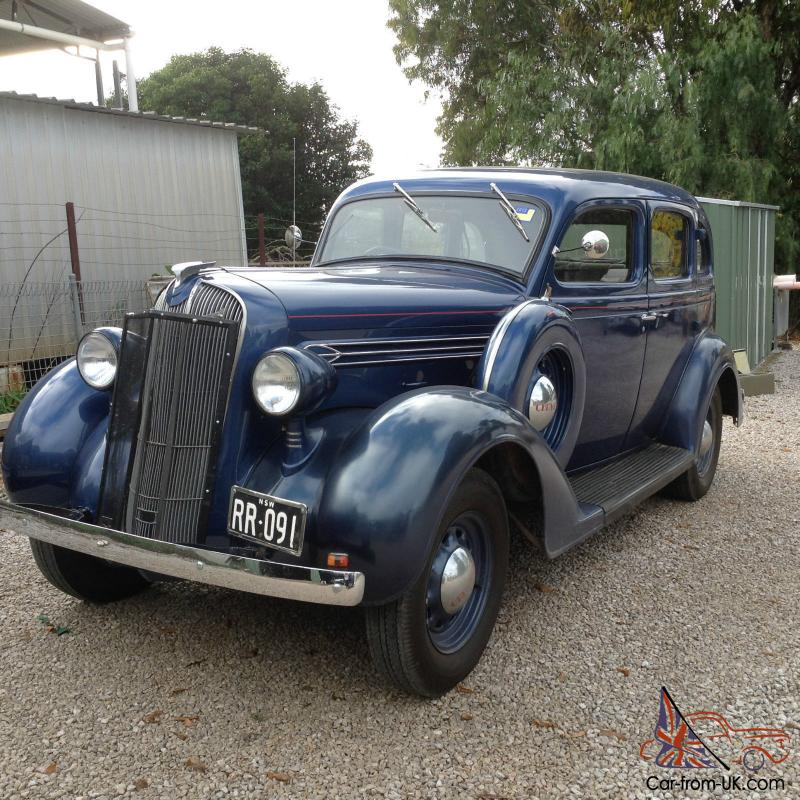 1936 Chrysler Sedan In Molong, NSW
