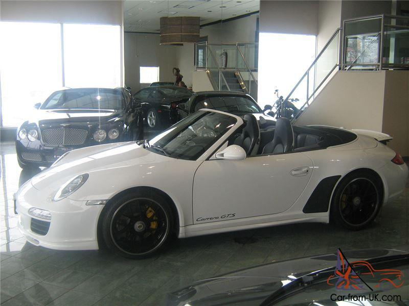 porsche 911 gts manual for sale