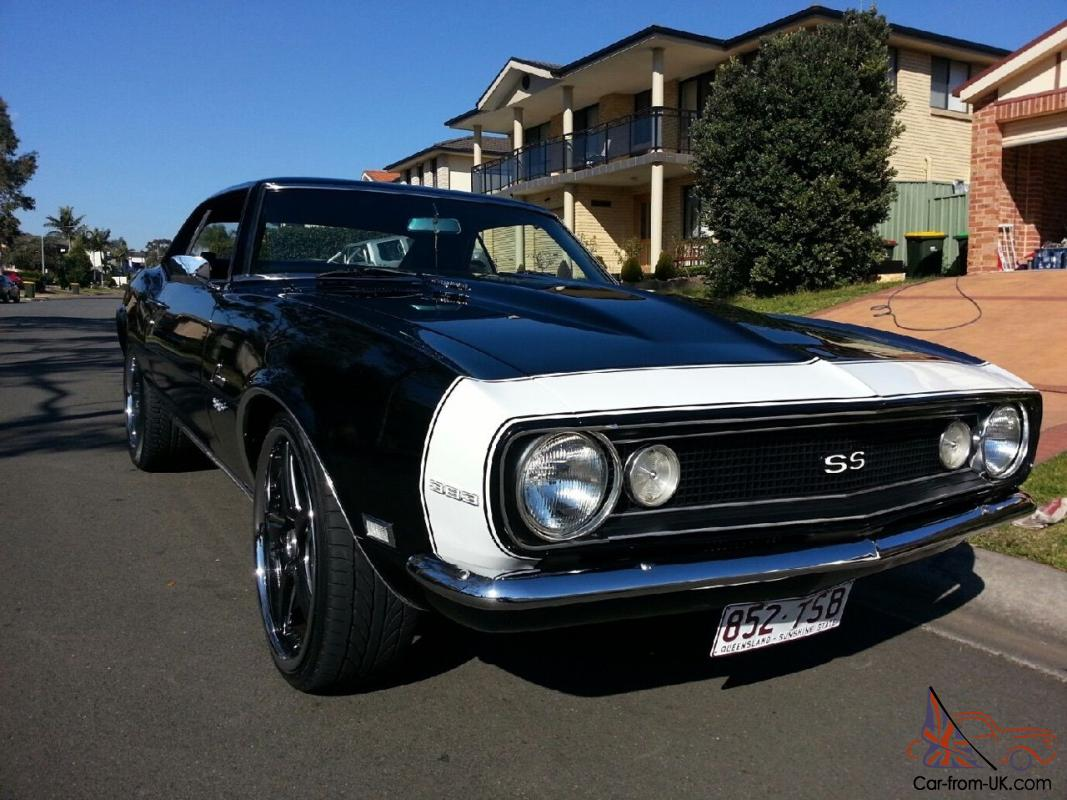 Camaro 1967 Pro Street Camaro Just Wow In Coombabah Qld