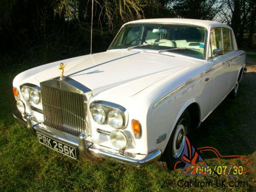 rolls royce silver shadow owners manual