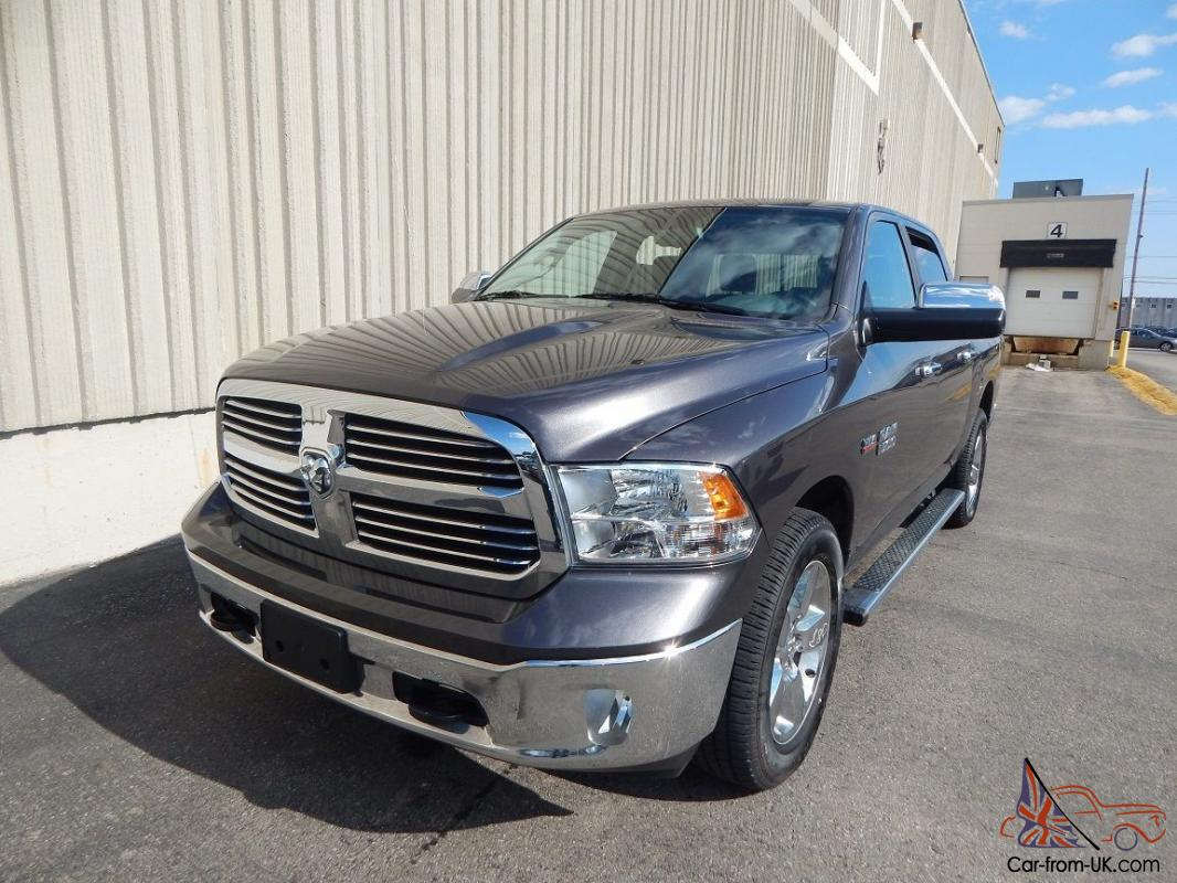 dodge ram 1500 2015 big horn 4x4 crew cab. Black Bedroom Furniture Sets. Home Design Ideas