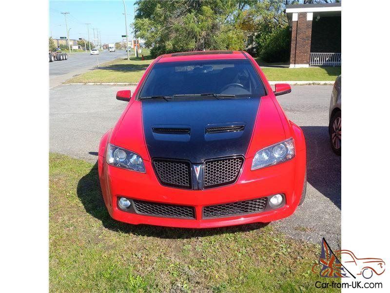 pontiac g8 gt headers ebay autos post. Black Bedroom Furniture Sets. Home Design Ideas