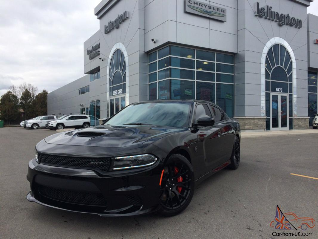 Matte Black Hellcat Charger >> Dodge Charger Hellcat