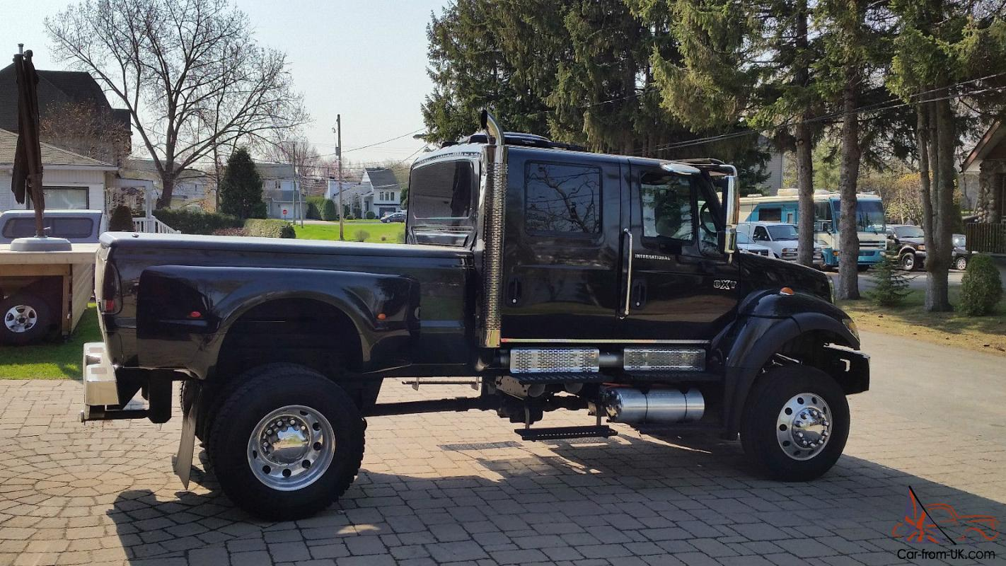 International Harvester Mxt 2008 Pickup Truck For Sale.html | Autos Post