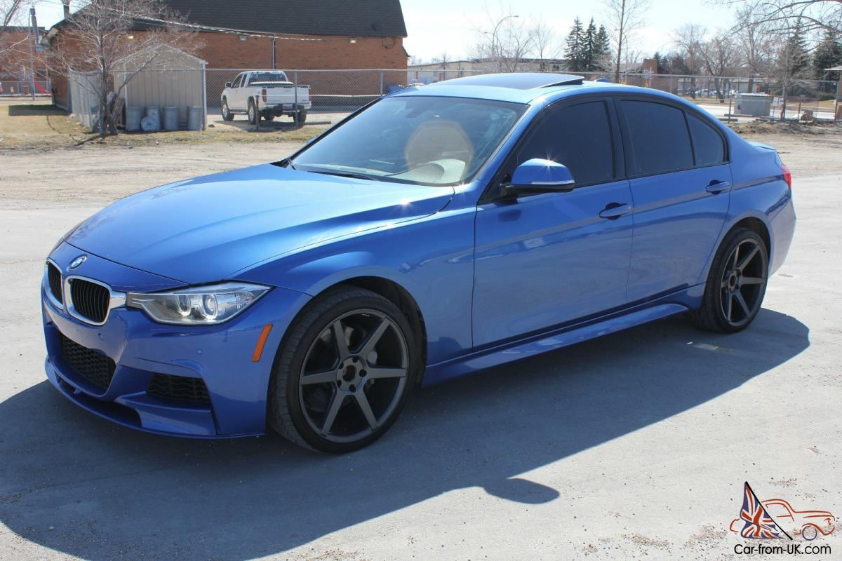 3Series 2013 BMW 335i xdrive MPerformance
