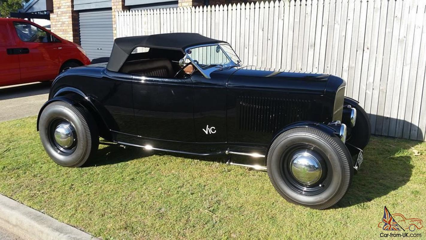 1932 ford roadster hot rod in mooloolaba qld