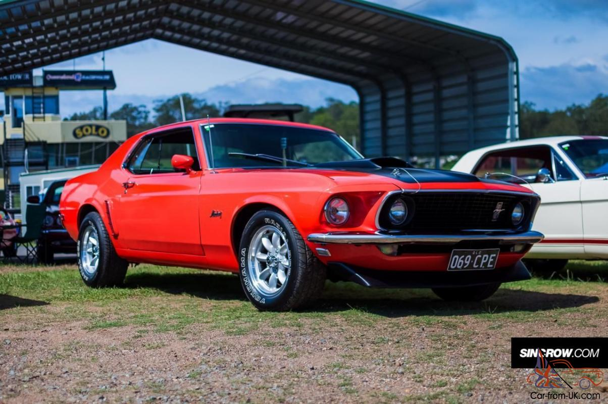 1969 mustang coupe in caboolture qld