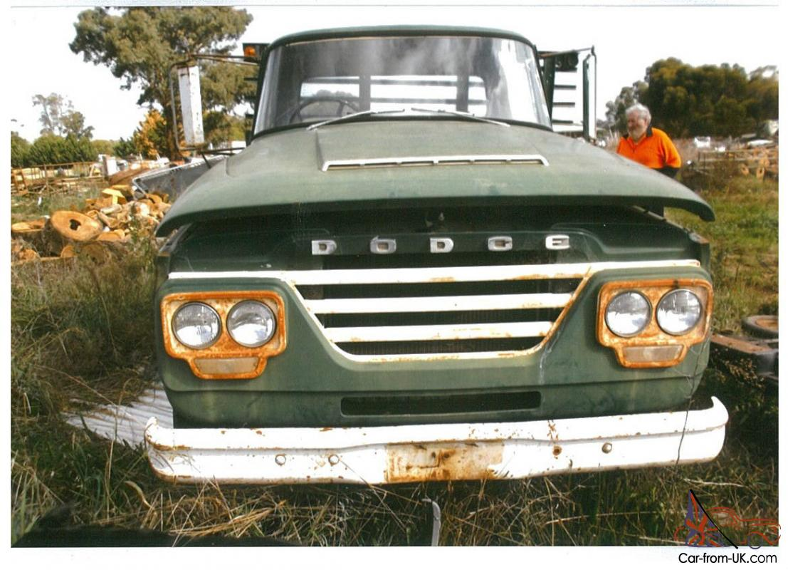 dodge tray truck 1970 in finley nsw. Black Bedroom Furniture Sets. Home Design Ideas