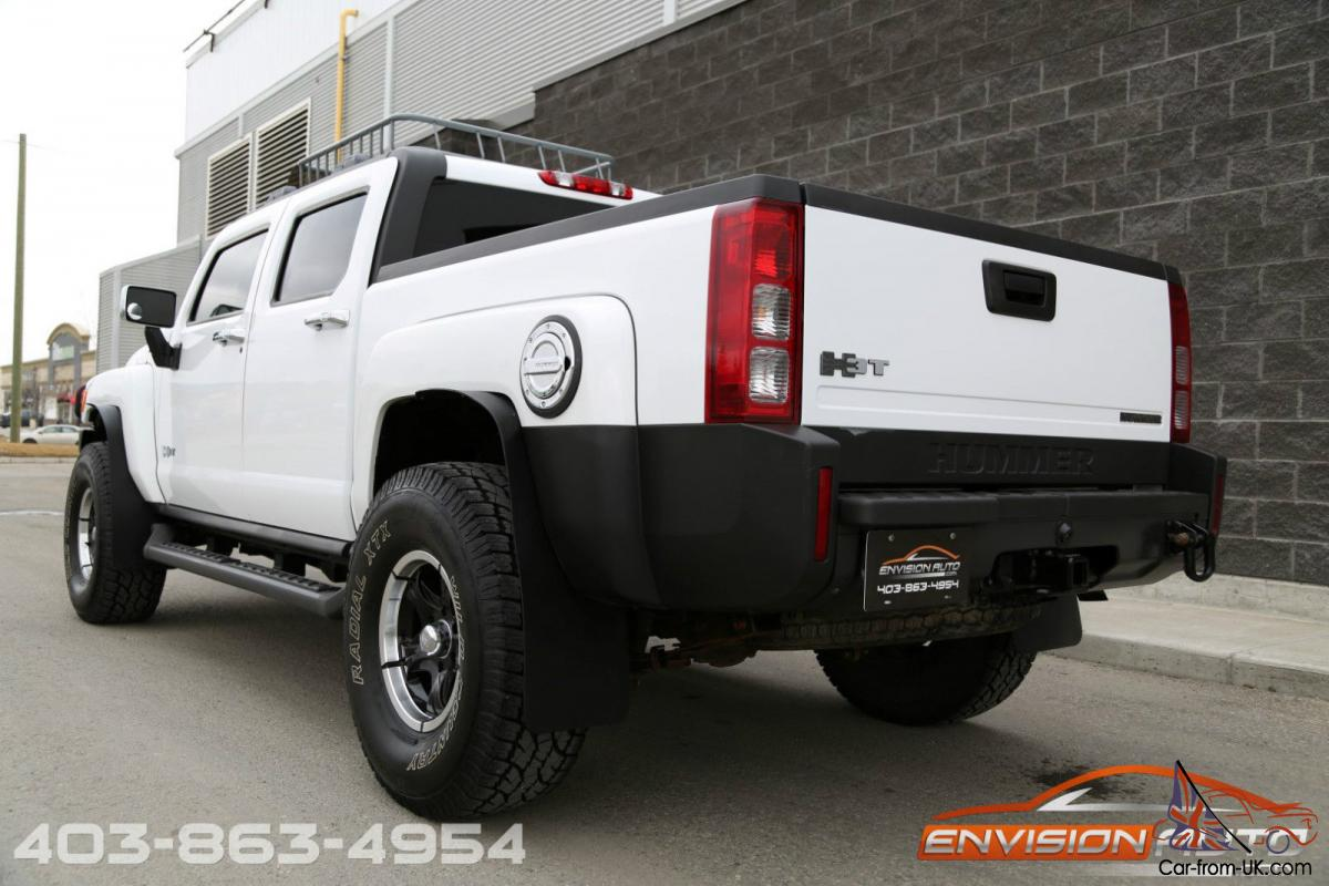 hummer h3t crew cab luxury package sunroof heated. Black Bedroom Furniture Sets. Home Design Ideas