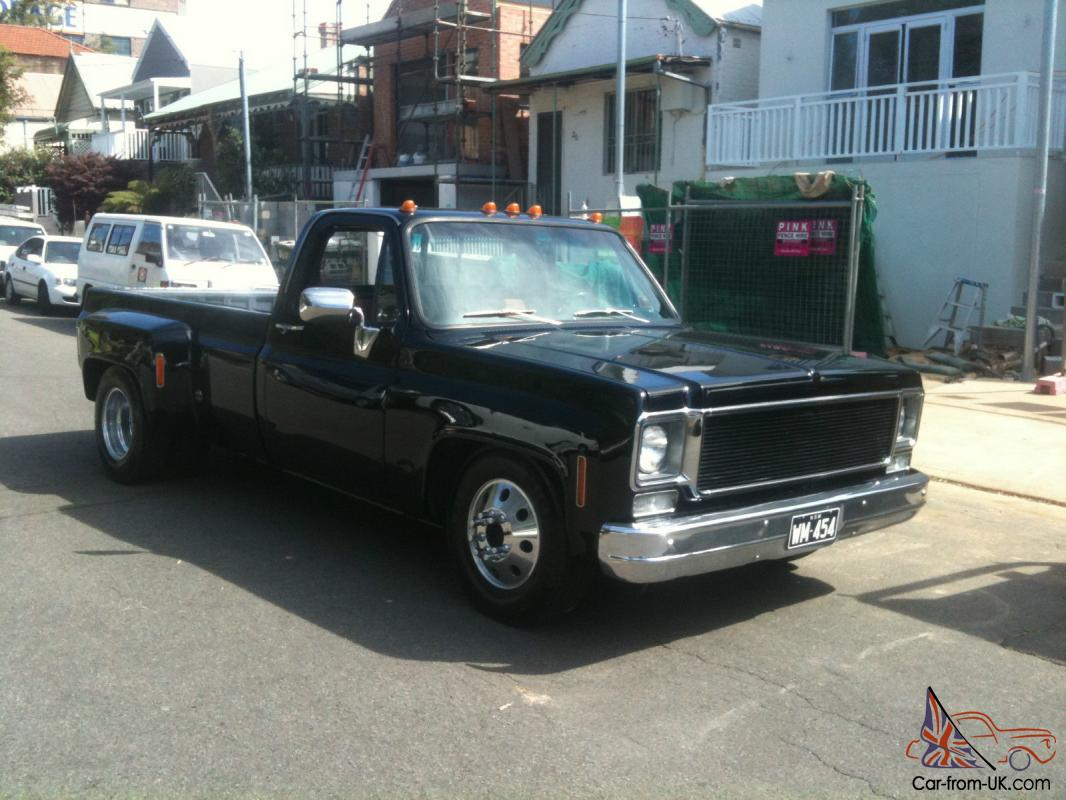 Chev Gmc Single Cab Dually In Queenscliff Nsw