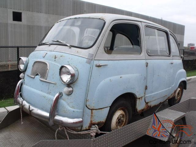 Fiat 600 multipla for sale
