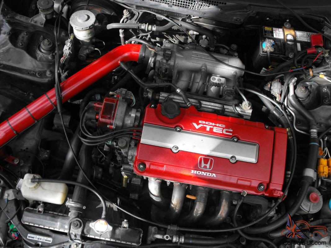 Honda CRX 1995 2D Coupe Manual 1 6L Electronic F INJ in ...